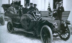 รถเบนซ์คันแรกในเมืองไทย