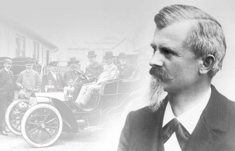 ใครคือผู้ก่อตั้ง Benz