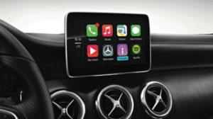 APPLE CARPLAY อีกหนึ่งทางเลือกสำหรับผู้ใช้รถยนต์ MERCEDES-BENZ