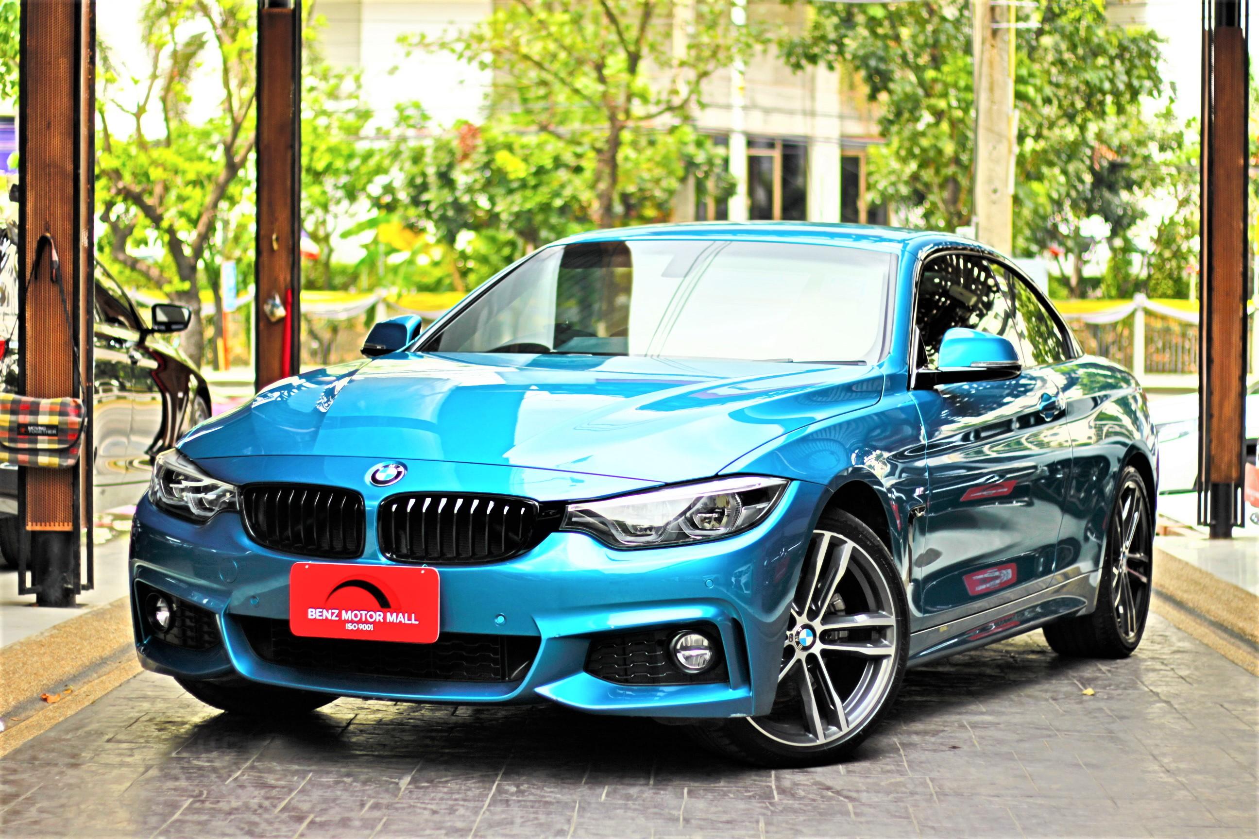 BMW 430iCabrioletM-Sport ปี 19 รหัส #5333