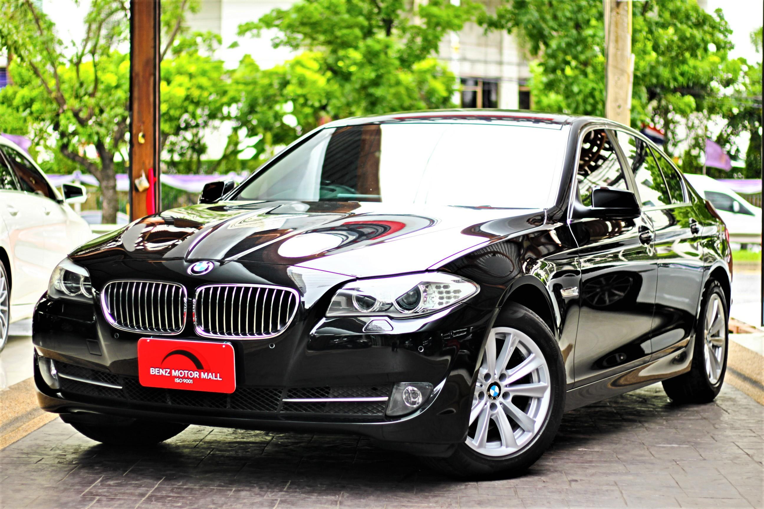 BMW 520d ปี 13 รหัส #6804