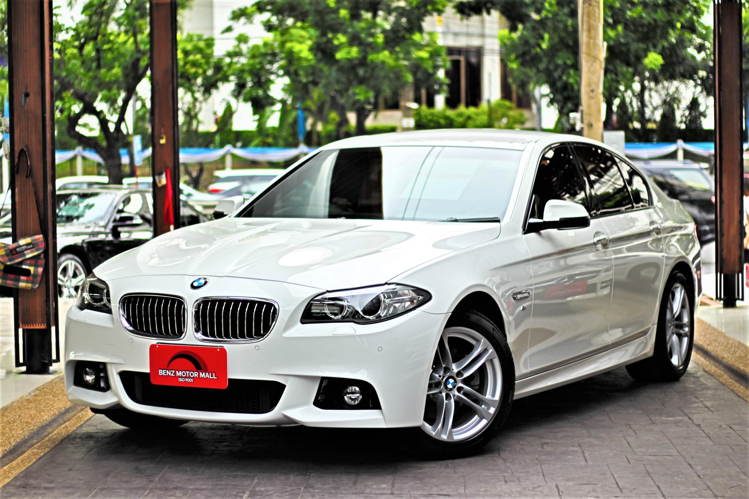 BMW 520d M-Sport ปี 17 รหัส #978