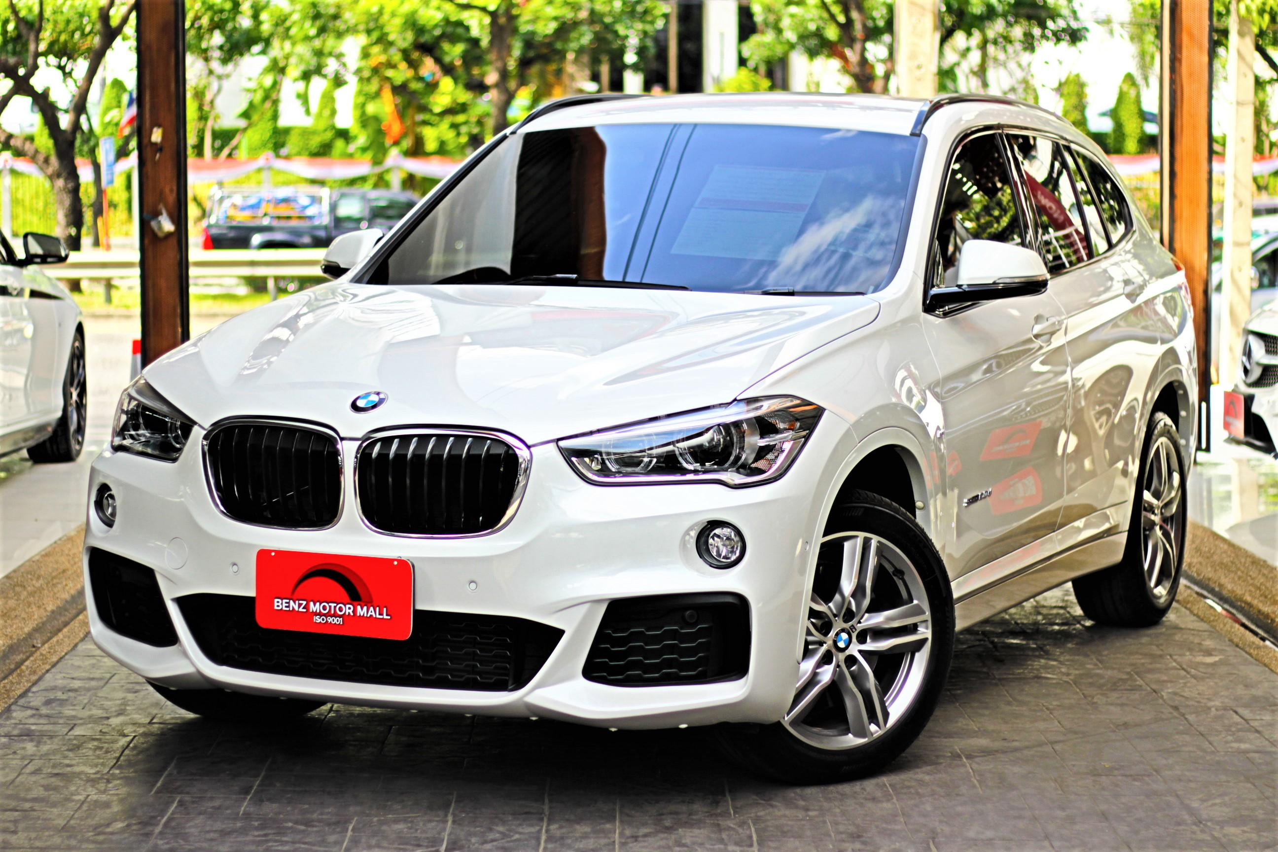 Read more about the article BMW X1sDrive20dM-Sport ปี 19 รหัส #9988