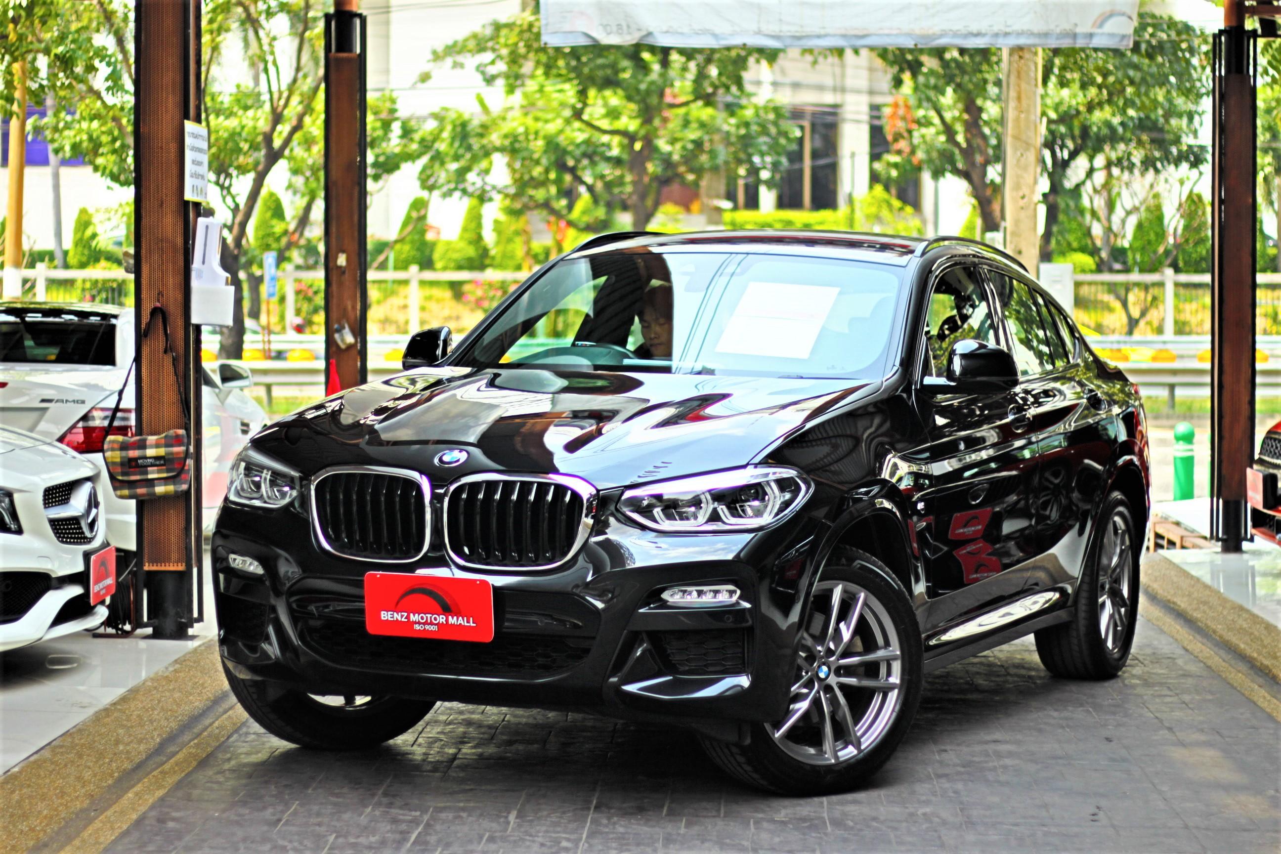 BMW X4xDrive20dM-Sport ปี ป้ายแดง รหัส #ป้ายแดง