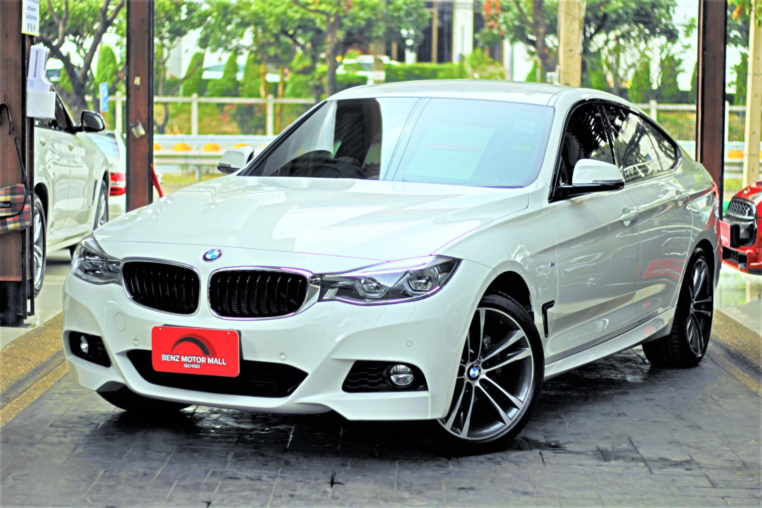 Read more about the article BMW 320dGT M-Sport ปี 19 รหัส #2332