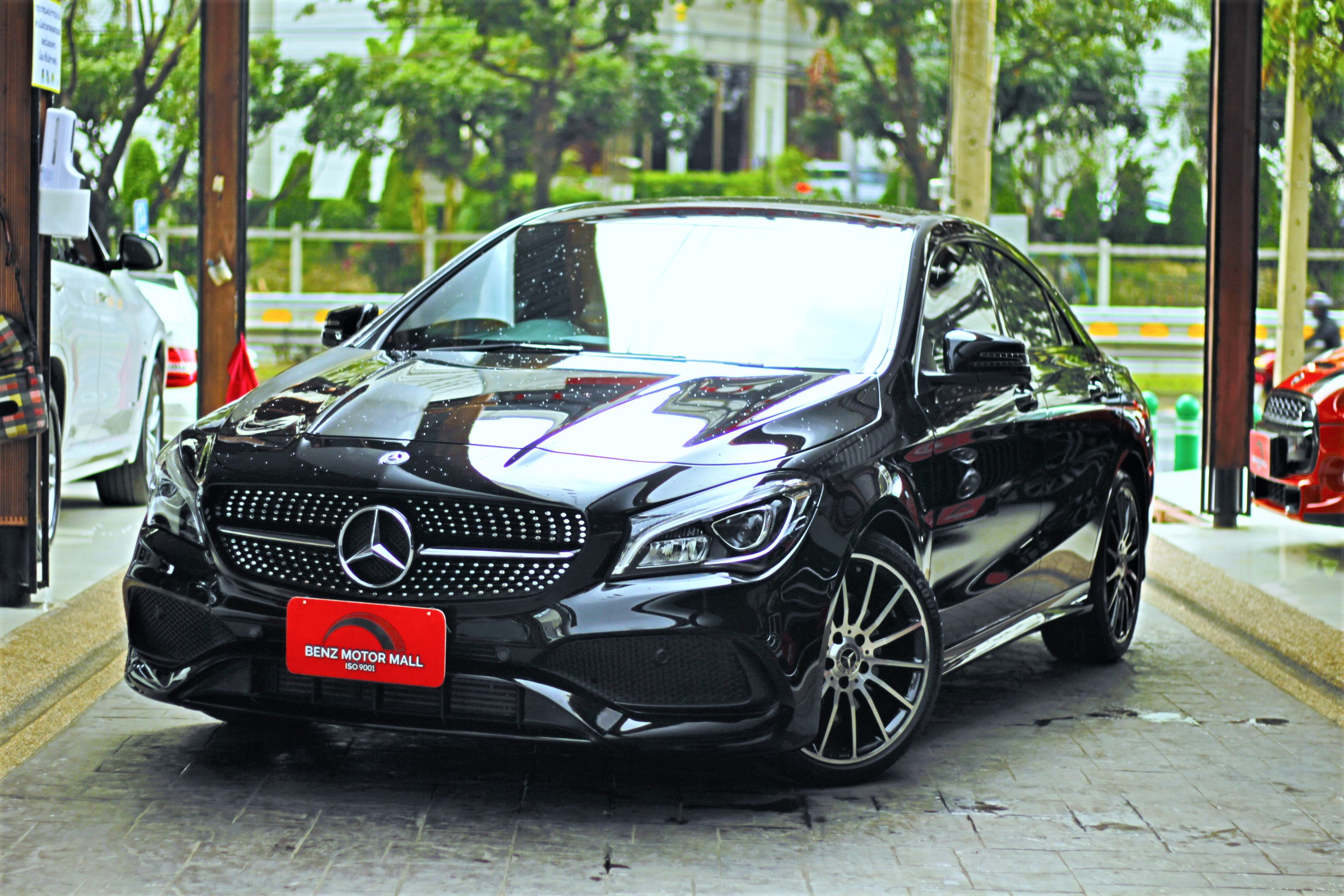 Read more about the article BENZ CLA250AMG ปี 19 รหัส #80
