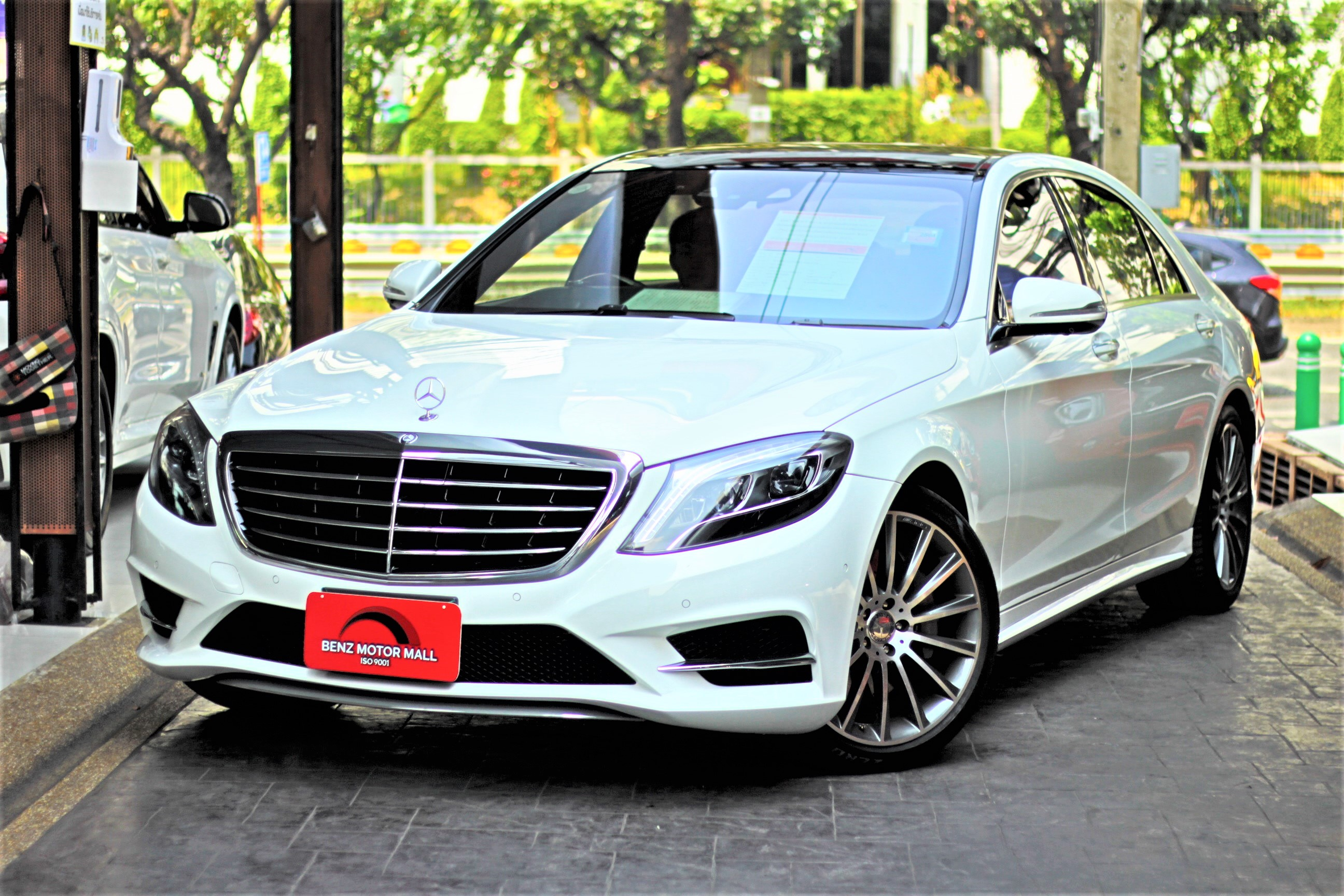 BENZ S500eAMG ปี 16 รหัส #8315​