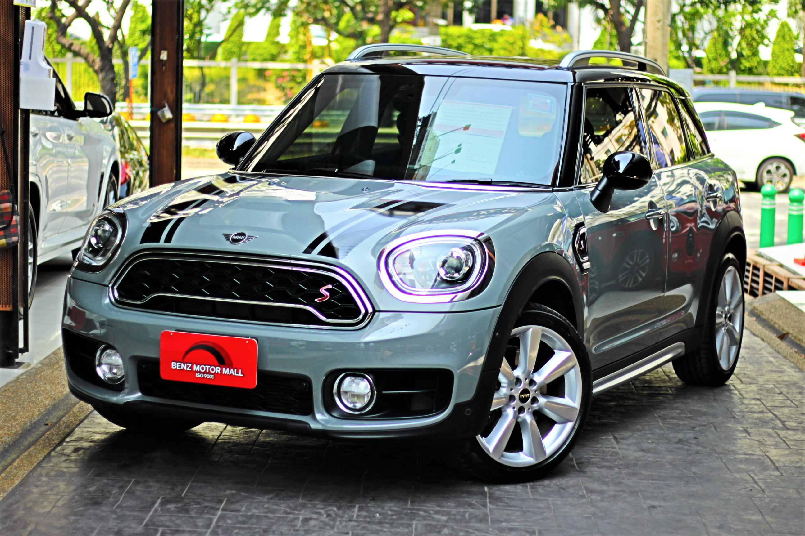 Read more about the article MINI Cooper S Countryman ปี 19 รหัส #108