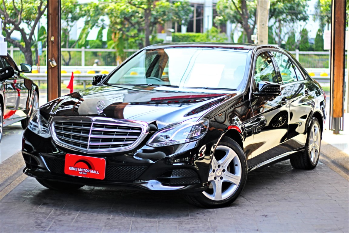 Read more about the article BENZ E200EX ปี 15 รหัส #5149