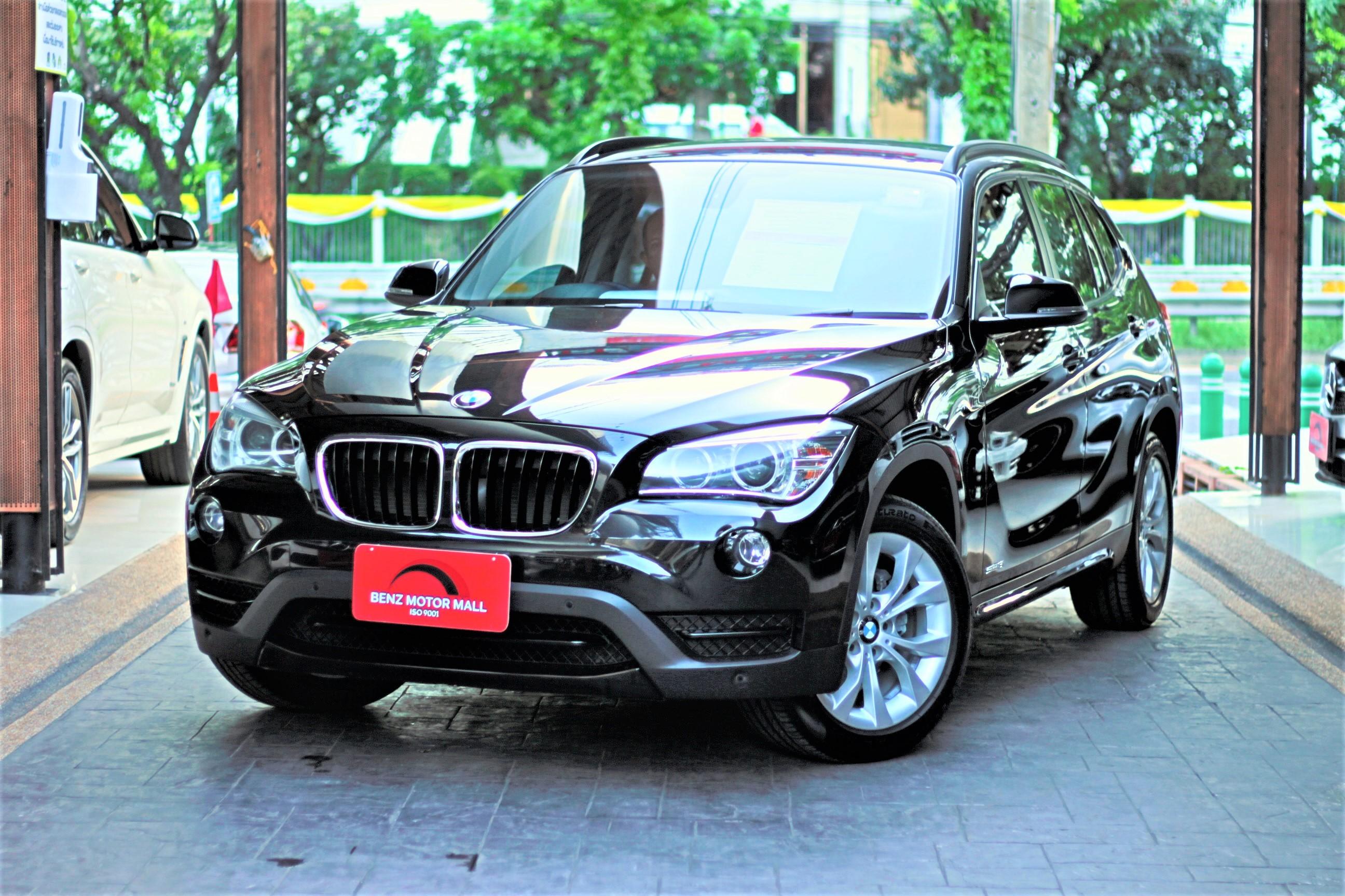 BMW X1sDrive18iSportLine ปี 14 รหัส #1588