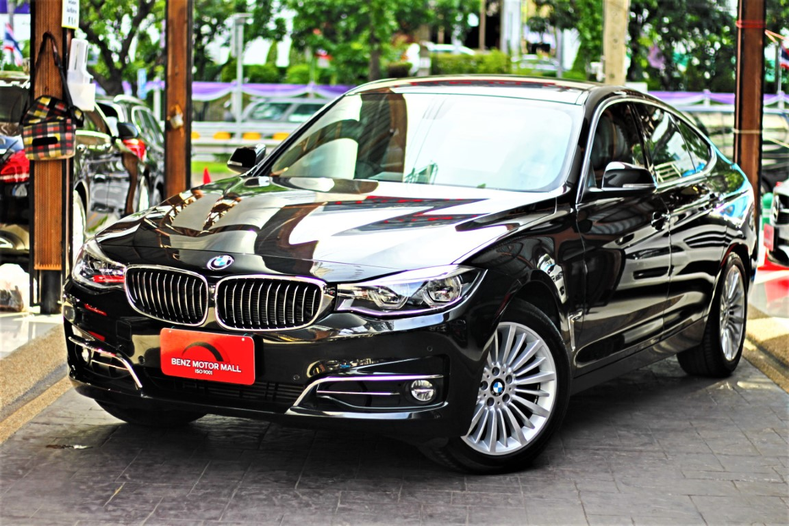 BMW 320dGT Luxury ปี 19 รหัส #6435