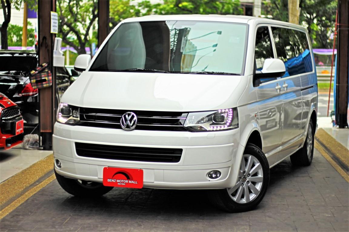 Volkswagen Caravelle2.0BiTDi ปี 14 รหัส #6798