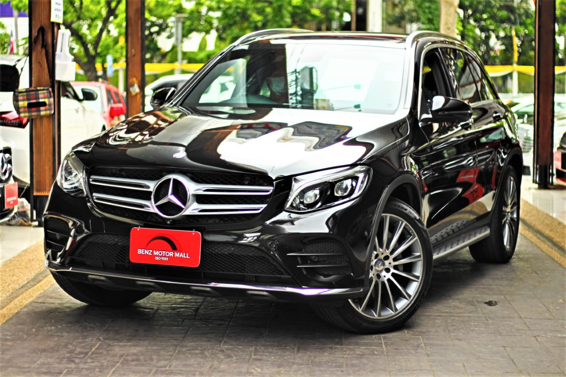 Read more about the article BENZ GLC250dAMG ปี 16 รหัส #7700