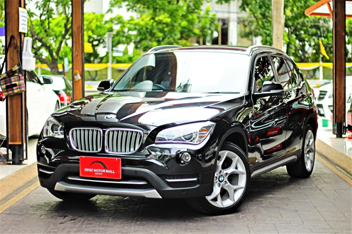Read more about the article BMW X1sDrive18iXline ปี 14 รหัส #1078