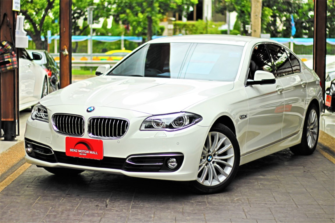 Read more about the article BMW 525d Luxury ปี 17 รหัส #4664