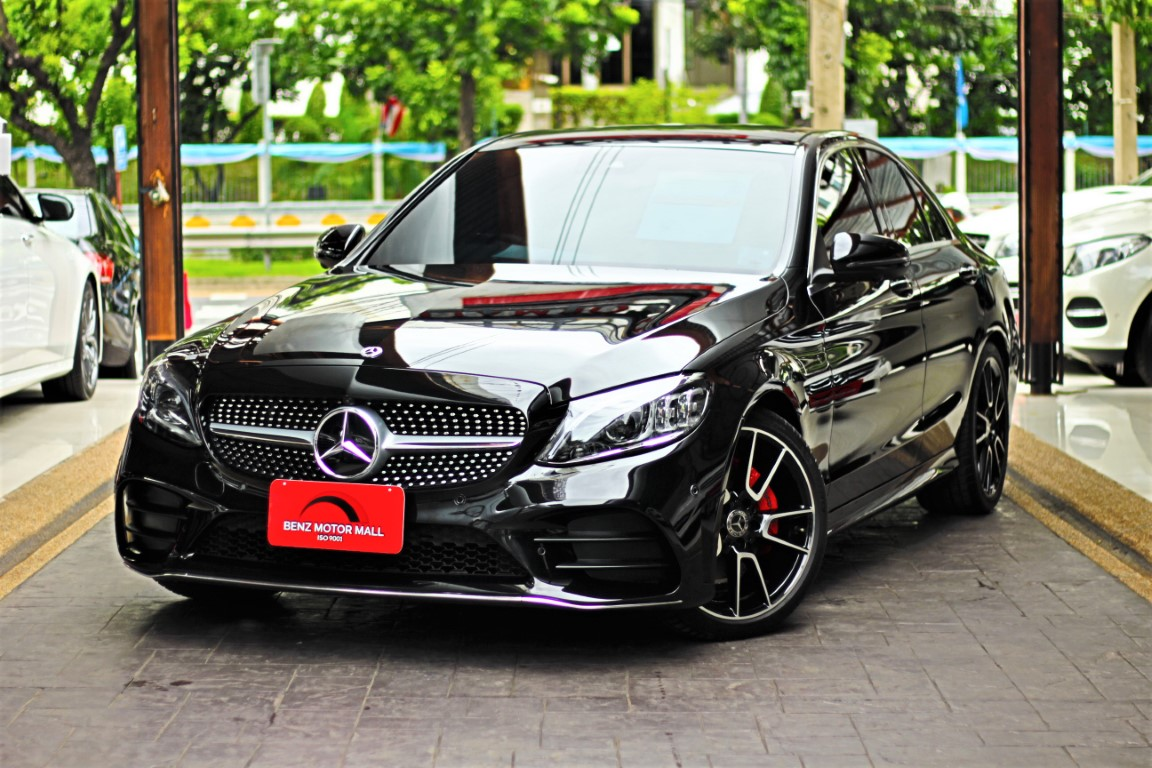 Read more about the article BENZ C220dAMG ปี 20 รหัส #6902