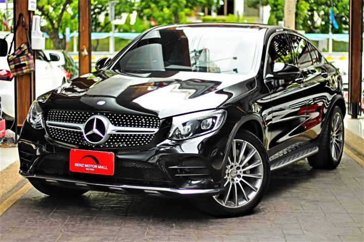 Read more about the article BENZ GLC250dCoupeAMG ปี 17 รหัส #30